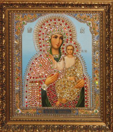 смоленская икона богородицы: